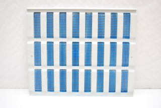 GRILL NEDRE FORD 2-7000
